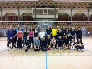 Soirée partenaire du Volley Club de Vannes