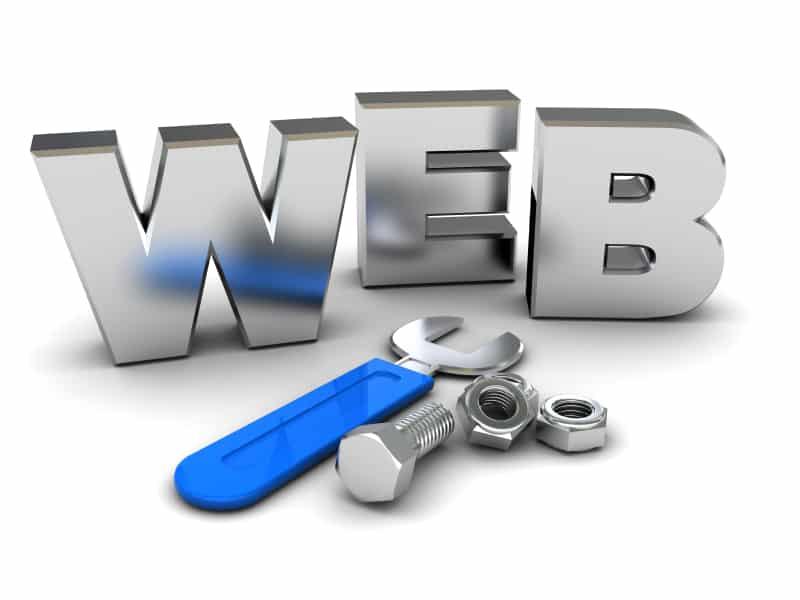 Etapes dans la création d'un site web